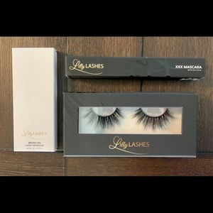 Lilly Lashes 3D Mink Miami Lash Bundle